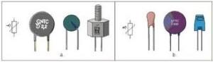 Resistor NTC & Resistor PTC