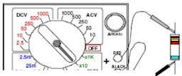 Cara Menguji Resistor