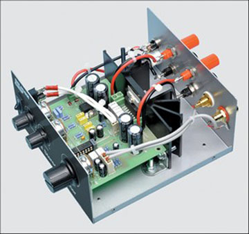 Stereo Amplifier 20W 12V