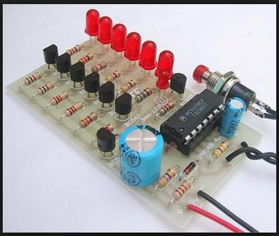 running led ic