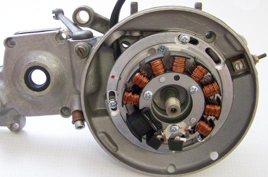 spul motor